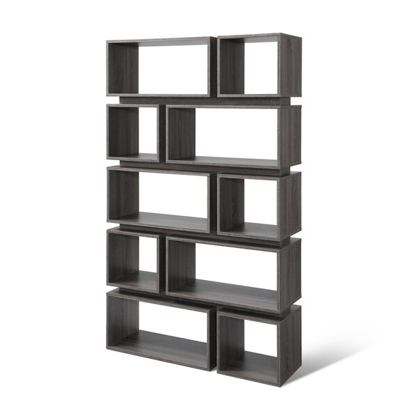 Wilmette Multi-way Display Case Cube Unit Bookcase by Wrought Studio