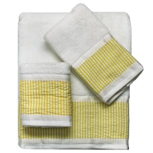 White Towels With Trim Wayfair