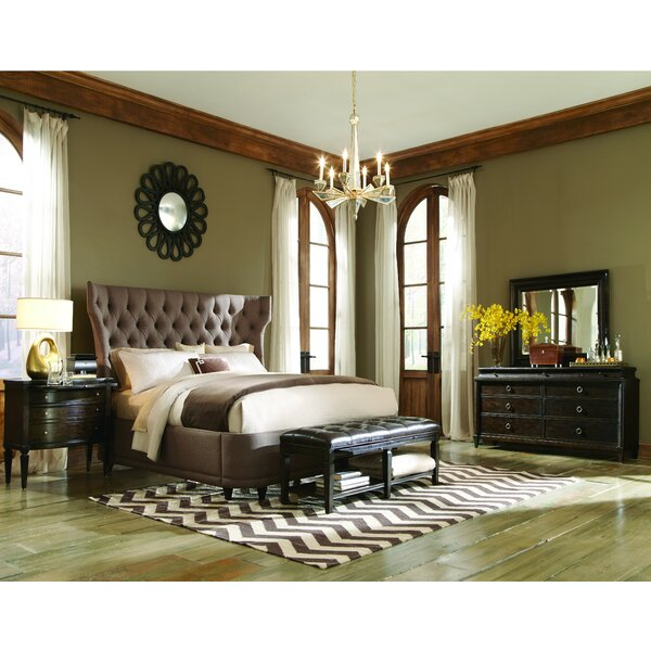 Roseville Platform Configurable Bedroom Set by Canora Grey