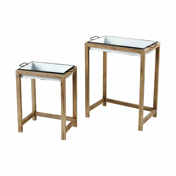 Skedee Frame Nesting Tables By Gracie Oaks