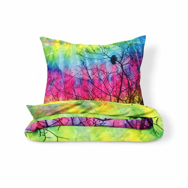 Lavelle Crow In A Tree Duvet Cover Set