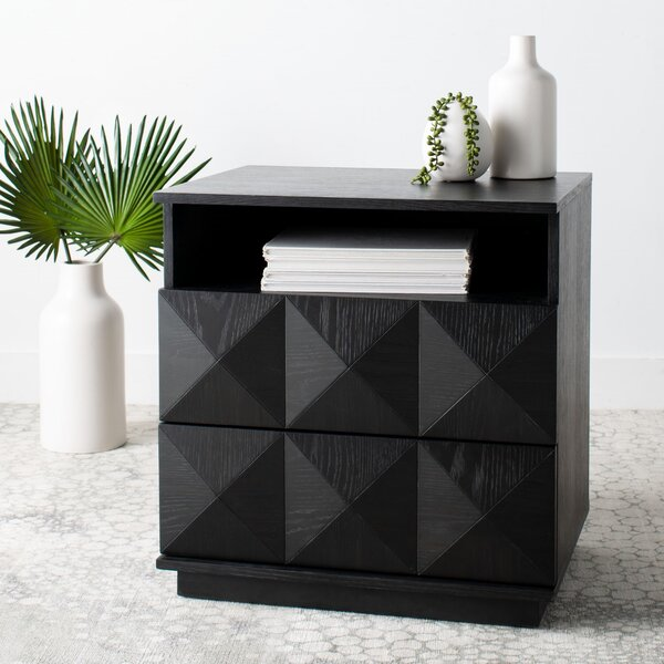 Beavercreek 2 Drawer Nightstand by Brayden Studio