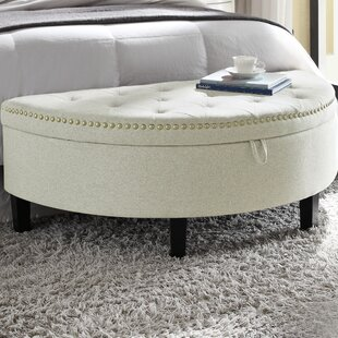 Jacqueline Upholstered Storage Bench