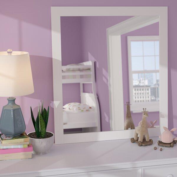 Kalyn Contemporary Rectangular Dresser Mirror by Viv + Rae