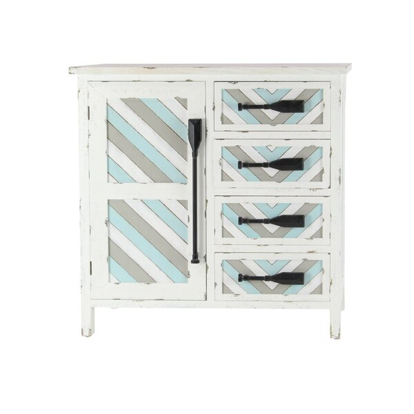 Duxbury 1 Door Accent Cabinet by Rosecliff Heights Rosecliff Heights