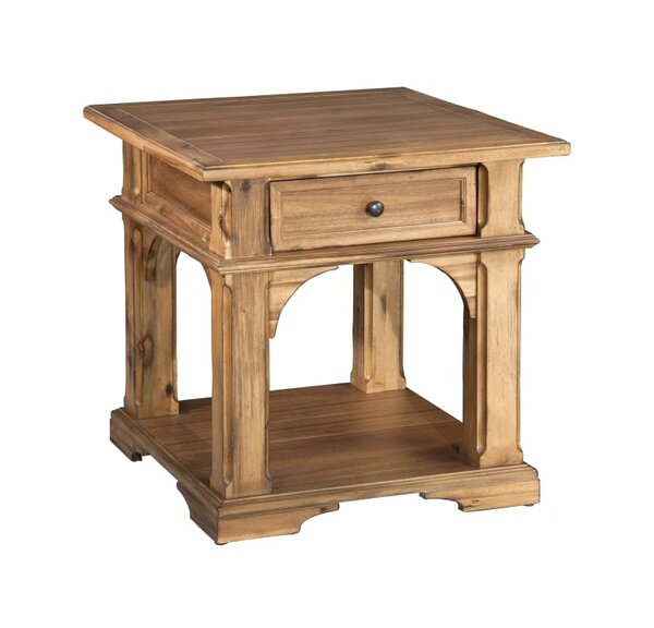 Tyra End Table by One Allium Way