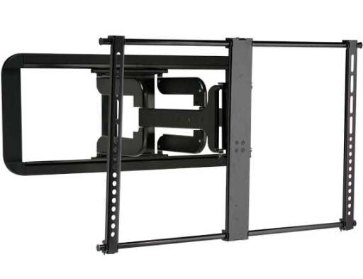 Super Slim Full-Motion Swivel/Extending Arm Wall Mount for 51-70 Flat Panel Screens by Sanus