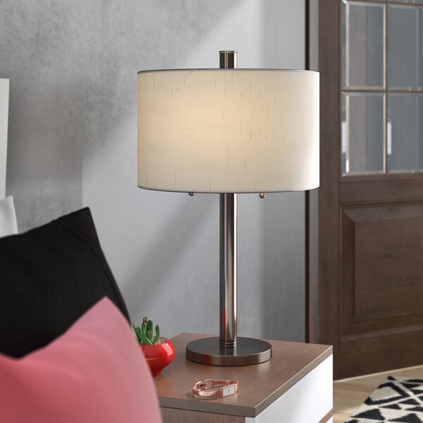 Parry 28 Table Lamp by Mercury Row