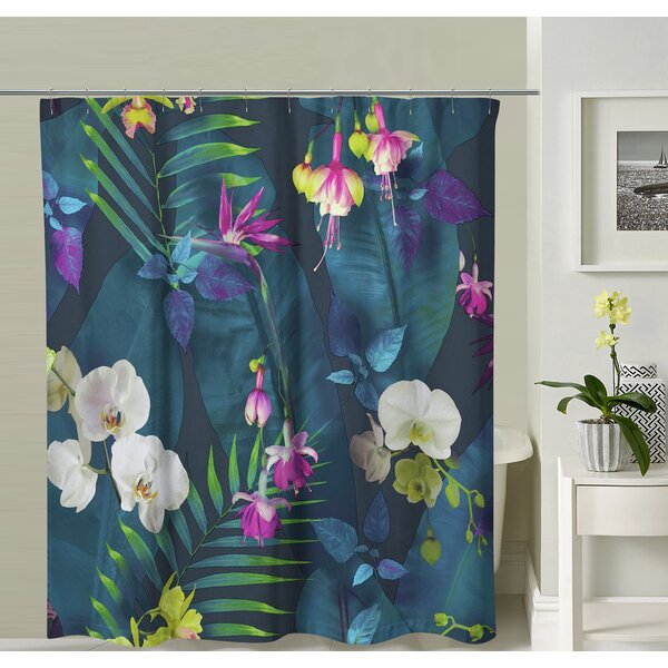 Cardiff Shower Curtain by Bay Isle Home