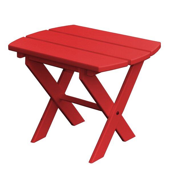 Newport Plastic/Resin Side Table by Radionic Hi Tech