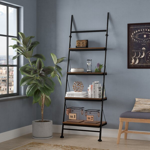 Yreka Ladder Bookcase by Trent Austin Design
