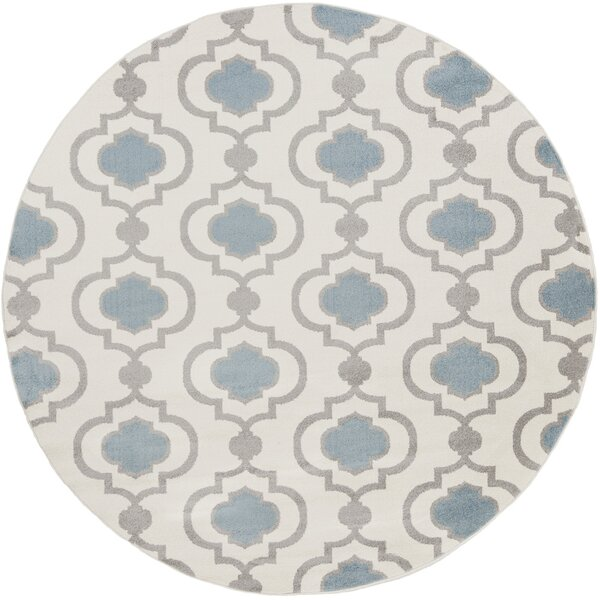 Rosas Ivory Rug by Darby Home Co