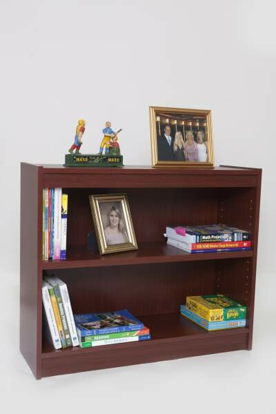 Essentials Laminate Series Standard Bookcase by NORSONS INDUSTRIES LLC