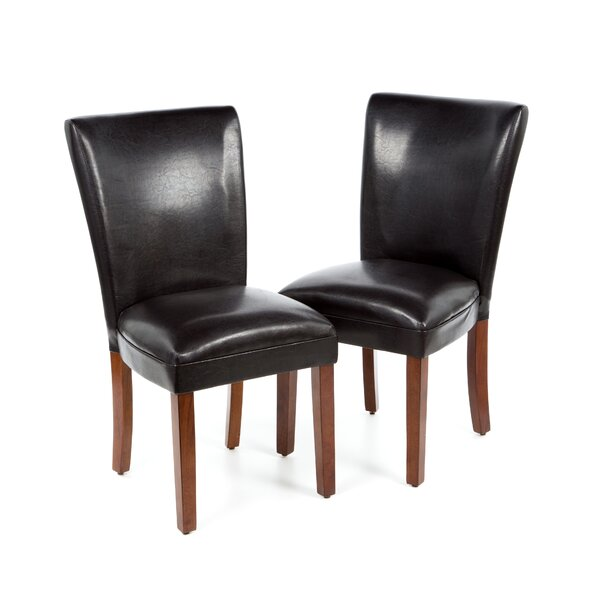 Palo Alto Parsons Chair (Set of 2) by Wildon Home ®
