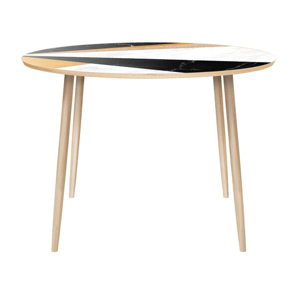 Arvizu Dining Table by Bungalow Rose