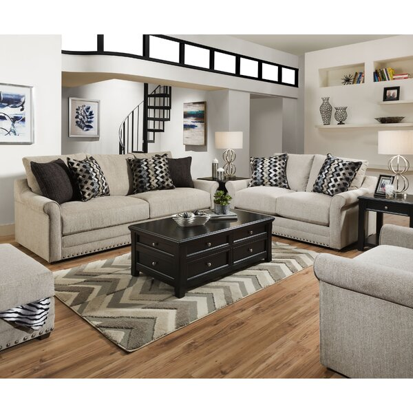 Penn Configurable Living Room Set by Alcott Hill