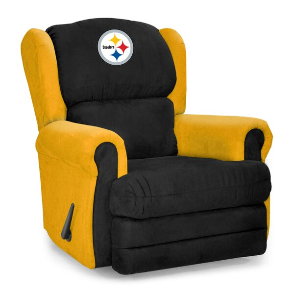 NFL COS Coach Manual Recliner by Imperial Internat