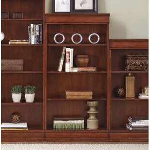 Reviews Jada Standard Bookcase by Red Barrel Studio