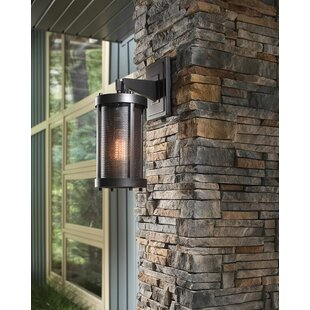 Compare Patton 1-Light Outdoor Wall Lantern By 17 Stories