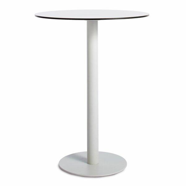 Skiff  Metal  Bar Table by Blu Dot
