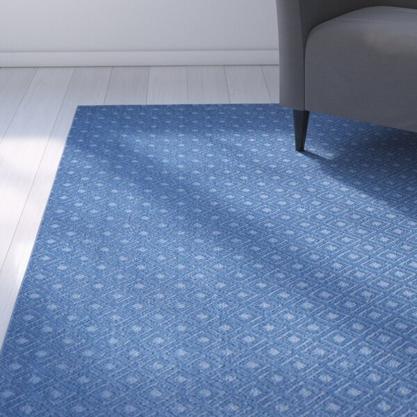 Bettie Hand-Tufted Blue Area Rug by Latitude Run