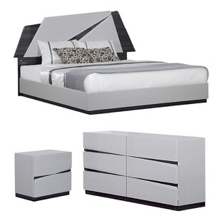 Landwehr Panel Configurable Bedroom Set By Orren Ellis