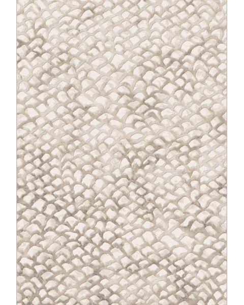Brumback Ivory Area Rug by Brayden Studio