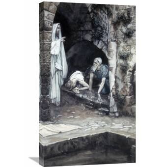 Rodney White As You Wish By Rodney White Vintage Advertisement On Wrapped Canvas Wayfair