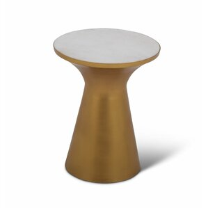 Crayford Round End Table by Mercer41