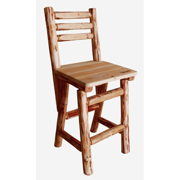 Rush Creek 30 Bar Stool by Rush Creek