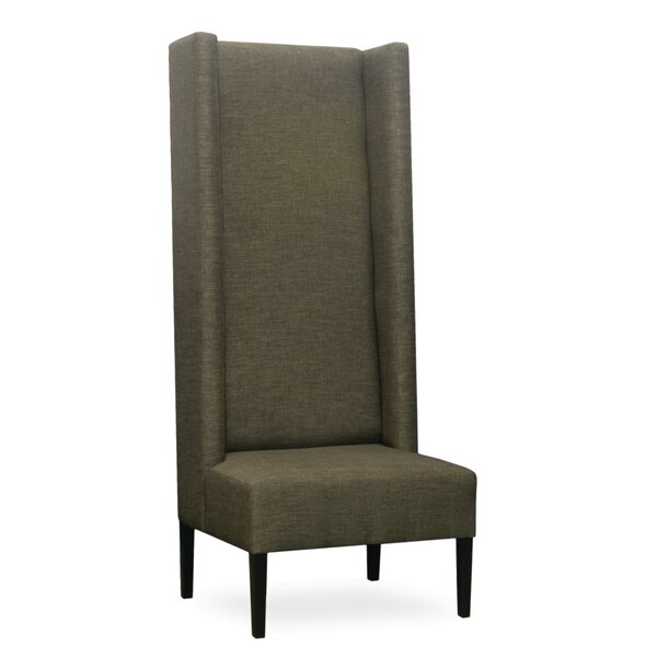 Manorhaven Wingback Chair by Everly Quinn