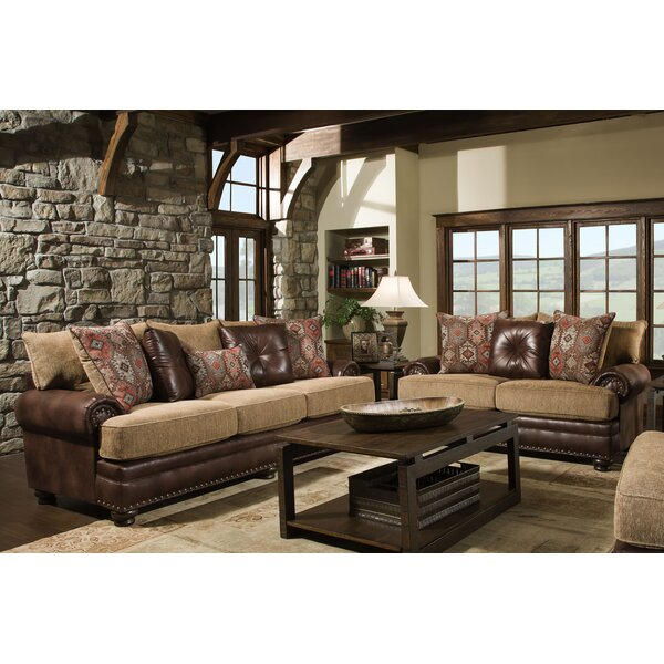 Poythress 2 Piece Living Room Set by Loon Peak