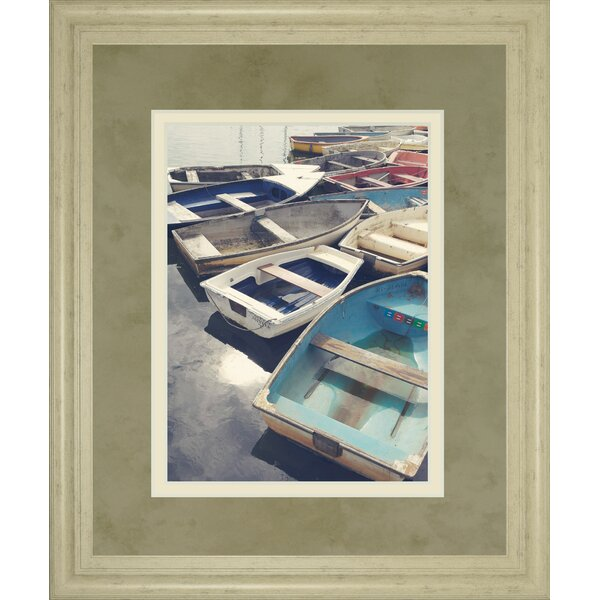 Eastern Coastal by Sarah Gardner Framed Photographic Print by Classy Art Wholesalers