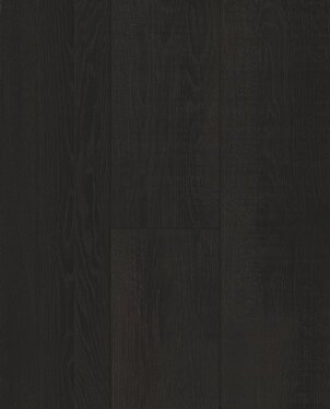 6-3/8 Solid Wood Hickory Hardwood Flooring in Black by Bruce Flooring