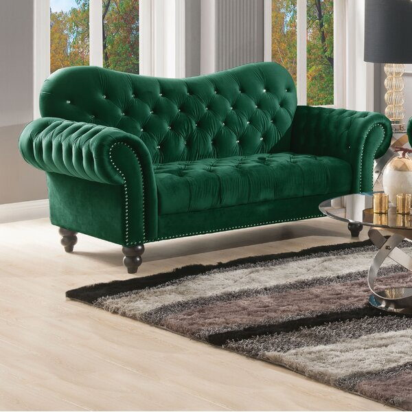 Top Of The Line Kohut Loveseat Sweet Winter Deals on