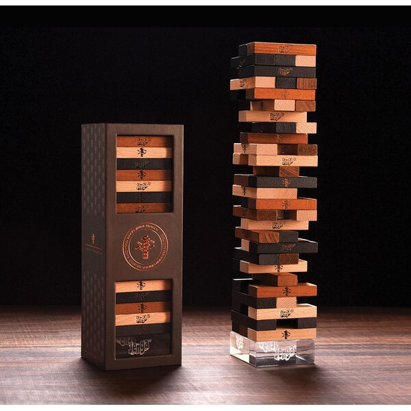 Jenga® Premium Hardwood Game by Jenga