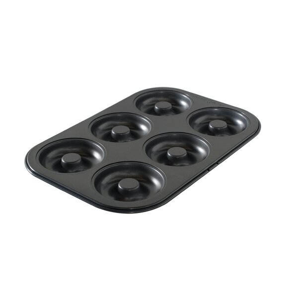 6 Cavity Donut Pan by Nordic Ware