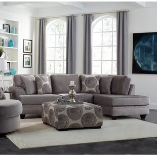 Mcmurray Sectional with Ottoman Latitude Run