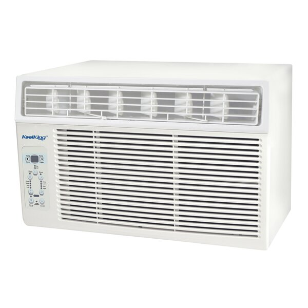 12,000 BTU Energy Star Window Air Conditioner with Remote by Kool King