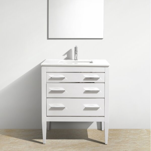 Albie 30'' Single Bathroom Vanity Set by Orren Ellis