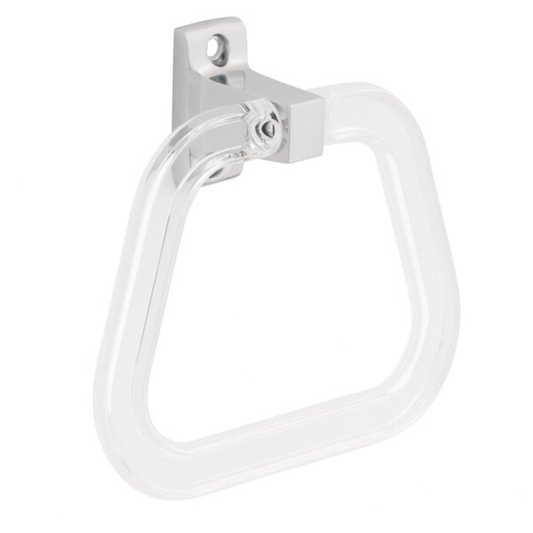 Centura Wall Mounted Towel Ring by Liberty Hardware