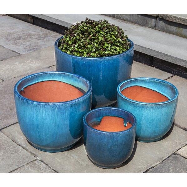Element 4-Piece Pot Planter Set by Campania International