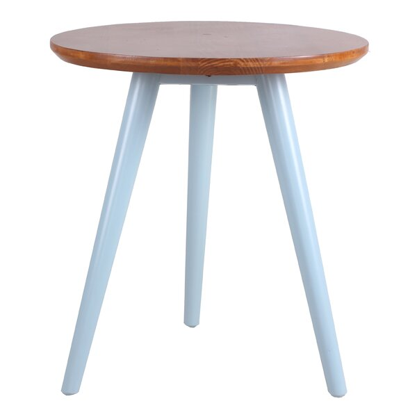 Claycomb End Table by Hashtag Home