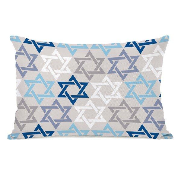 David Pattern Lumbar Pillow by The Holiday Aisle