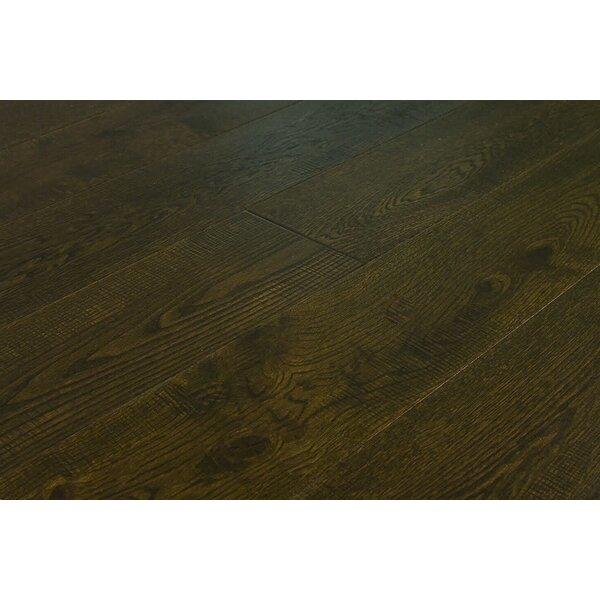 Belize 7-2/5 Engineered Oak Hardwood Flooring in Spanish Leaf by Albero Valley