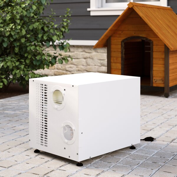 Barkman 2,500 BTU Portable Air Conditioner and Heater by Tucker Murphy Pet