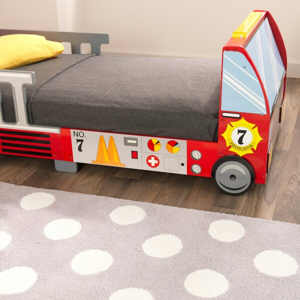 Firefighter Toddler Bed by KidKraft