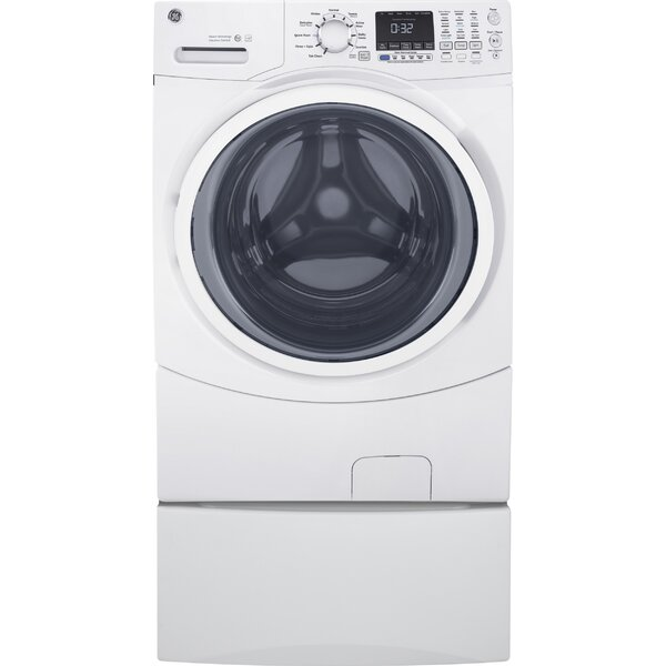 4.5 cu. ft. Energy Star Frontload Washer with Stea