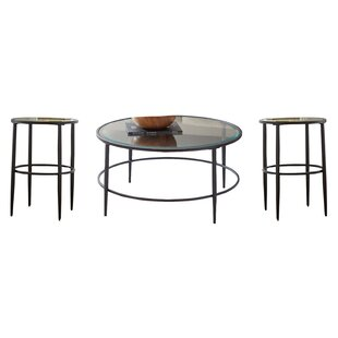 Harlan 3 Piece Coffee Table Set Birch Lane?