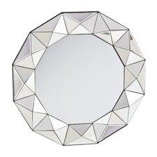 Wall Mirror Round modern round wall mirrors   allmodern